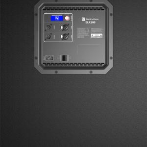 ELX200-18SP 18 powered subwoofer back
