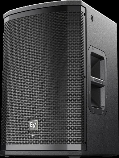 """EV Speaker 15"""" front"""