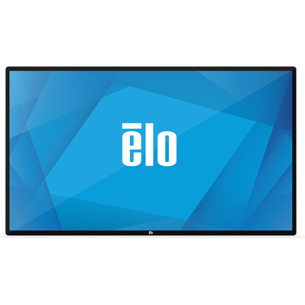 Elo Touch  4K UHD Touchscreen Signage Display