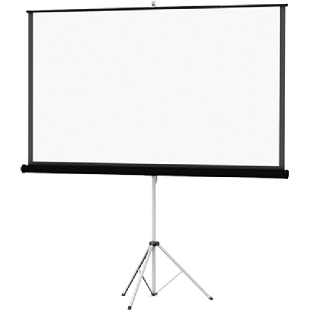Tripod Front Projection screen, comes in all sizes with professional dress skirt
